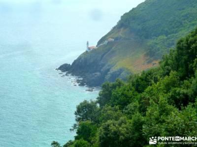 Santoña,Monte Buciero-Laredo; barranquismo pueblos con encanto senderos hiking
